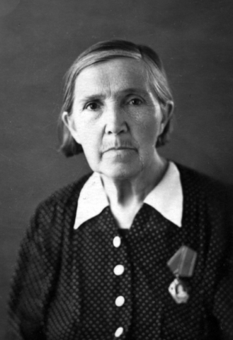 Анна Михайловна Бураго – прабабушка