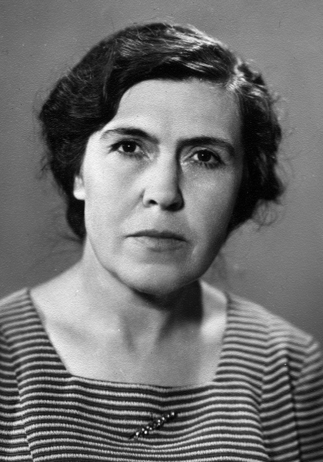 Агнесса Павловна Бураго – бабушка Ася