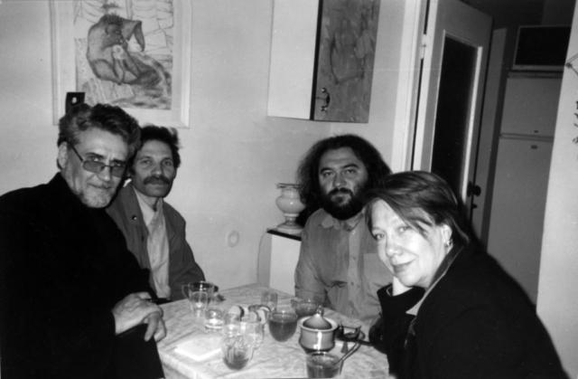 С О. Ильницкой, Ю. Проскуряковым и М. Красиковым. Киев. 2001