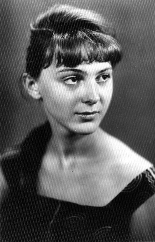 Лариса Николаевна Бураго – мама
